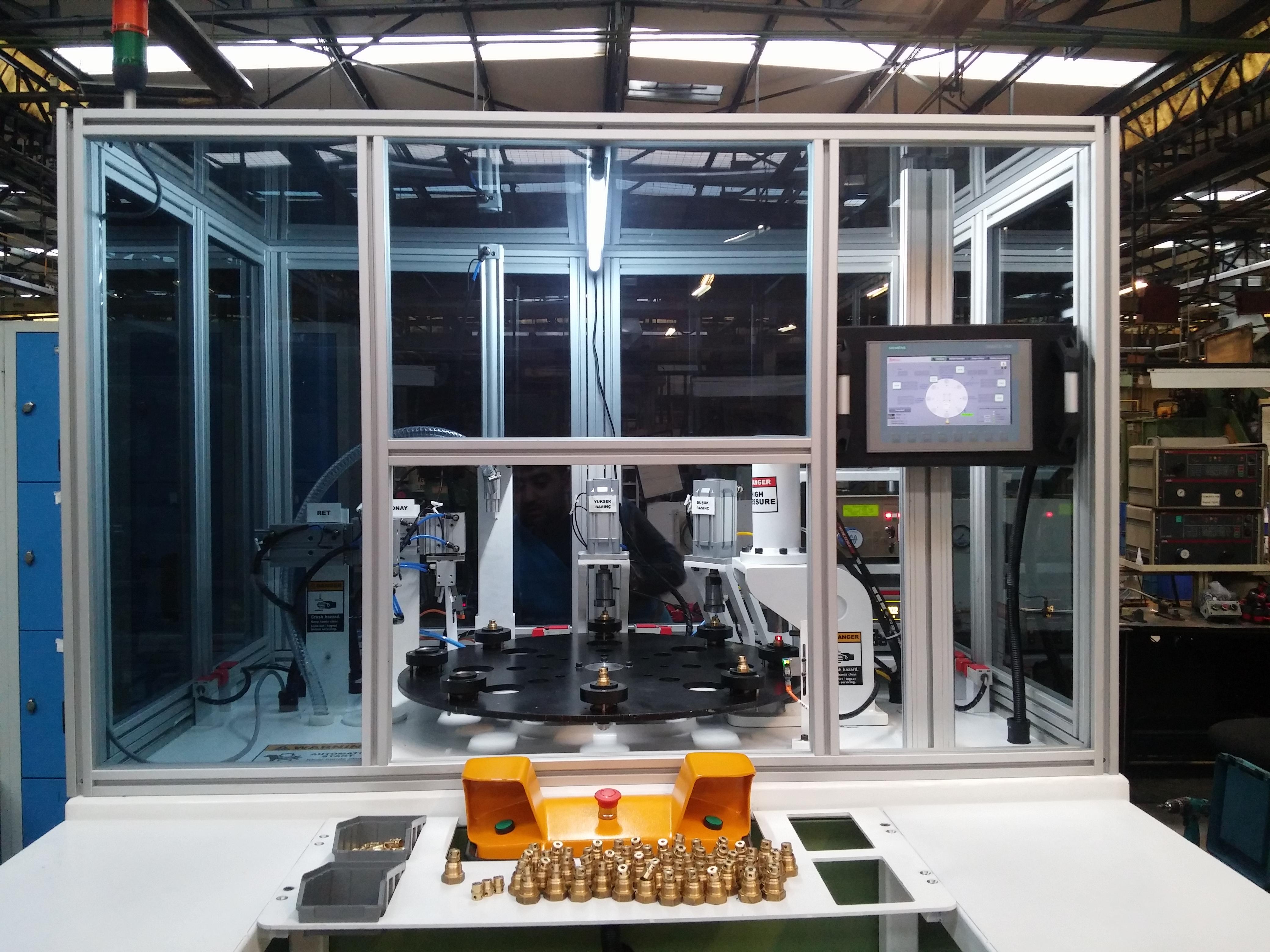 Otomatik Montaj Makineleri