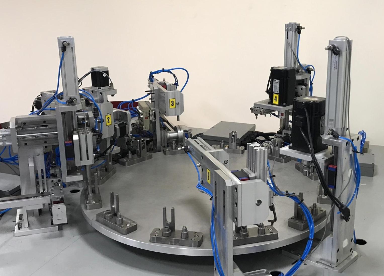 Üretim ve Montaj Otomasyonu
