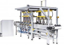 Küresel Vana Test Makinemiz Hazır