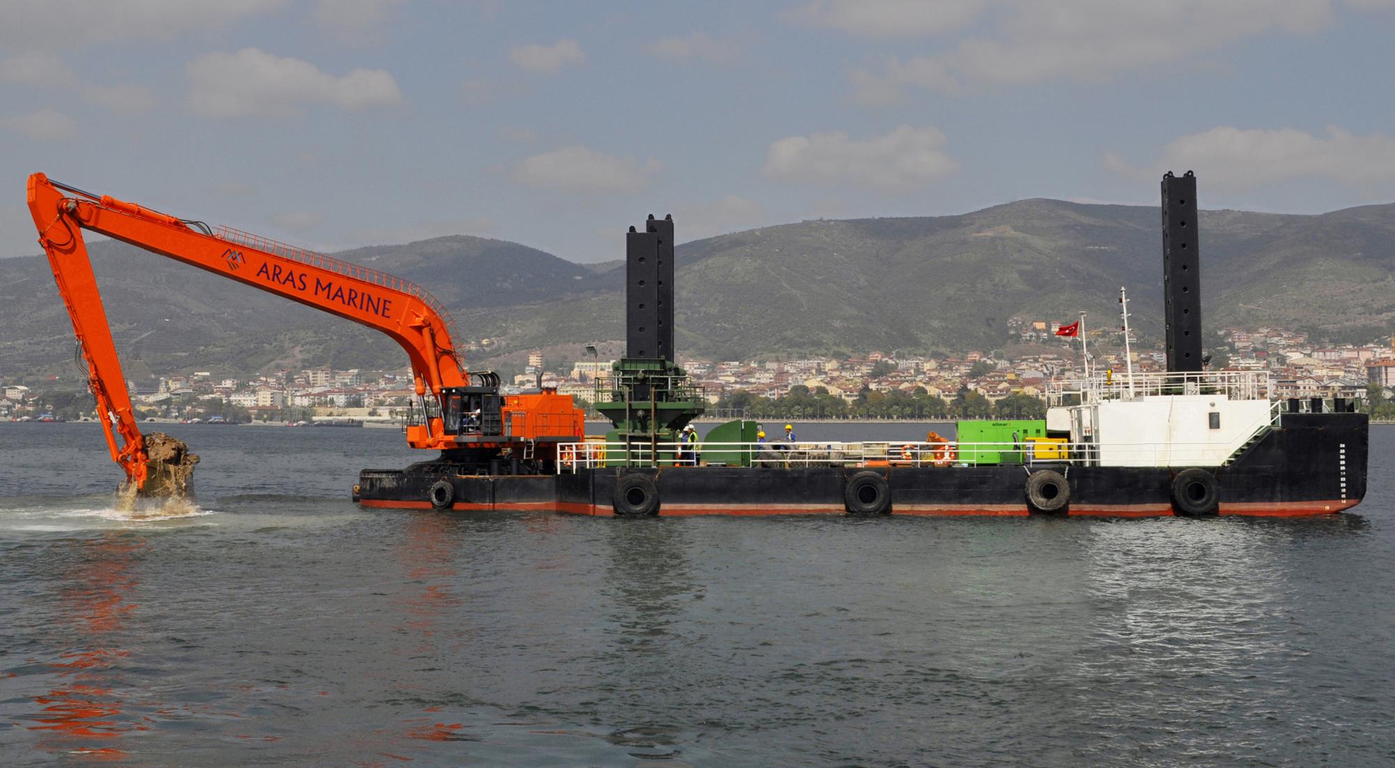 Tarama Platformu Hidrolik Otomasyonu