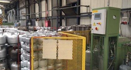 LPG Tüp Basınç Yorulma Testi