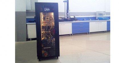 Hidrostatik ve Hidrodinamik basınç test ünitesi